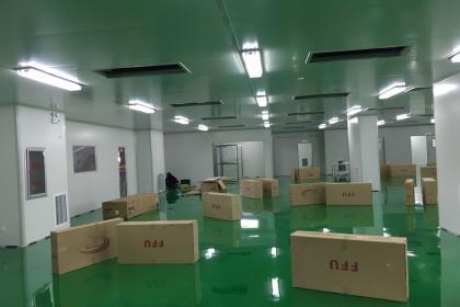 青岛净化车间净化厂房