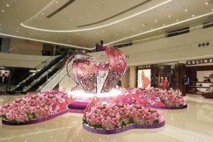 重庆商场美陈设计