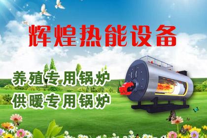 热水环保锅炉