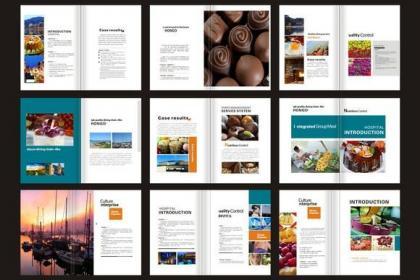广告宣传册印刷