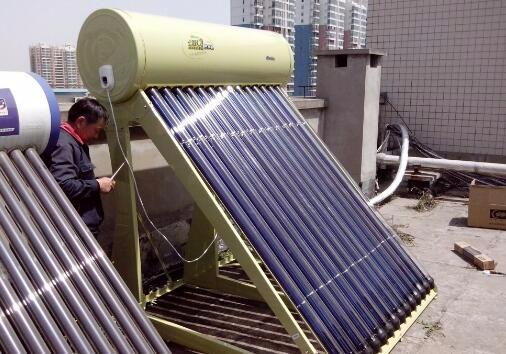 天津清华阳光太阳能售后