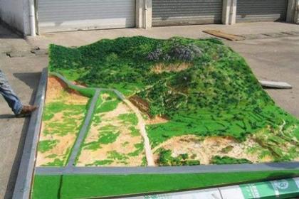 徐州沙盘模型