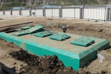 西宁污水处理设备销售安装