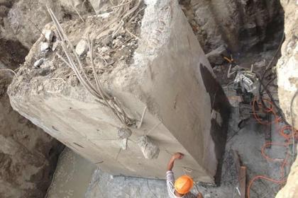 兰州混凝土破碎