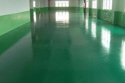 郑州环氧滚涂地坪施工