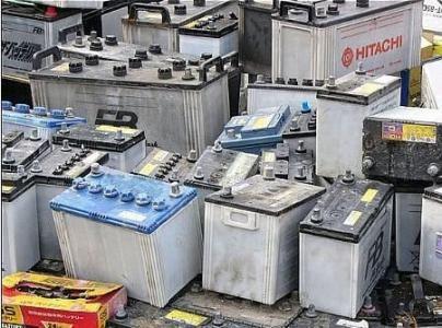 兰州废旧电瓶回收