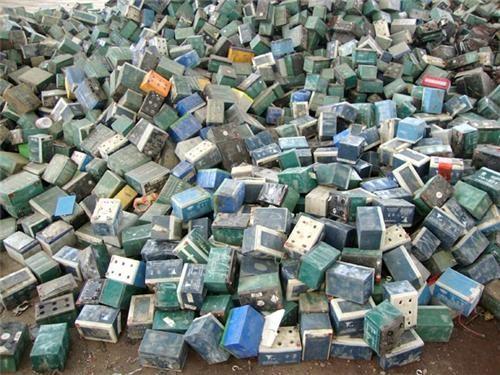 兰州电瓶回收