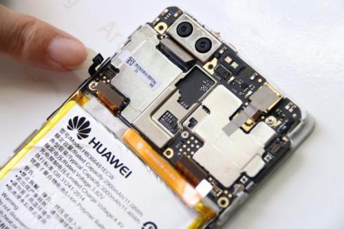 西安华为手机维修电话