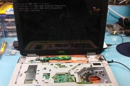 西安宏基电脑维修