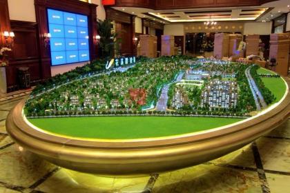 威海沙盘模型设计