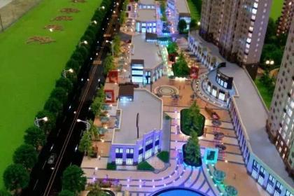 威海建筑模型制作