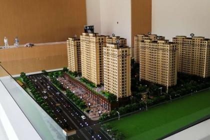 威海房地产沙盘模型
