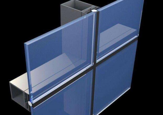 幕墙玻璃防爆贴膜
