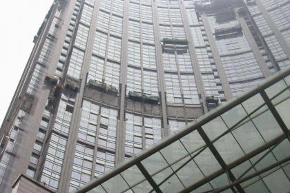 武汉幕墙维修移位工程