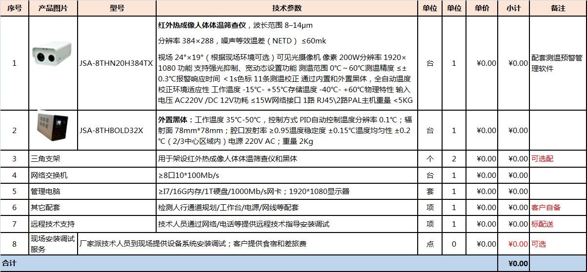 非接触式测温热成像仪系统设备清单.jpg