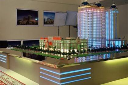 徐州建筑模型