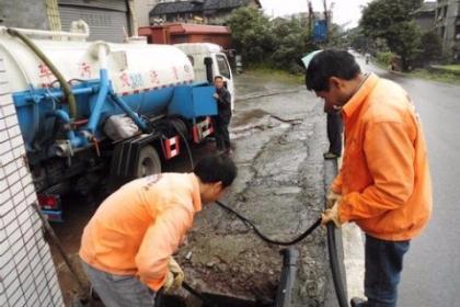 兰州城关区清理化粪池