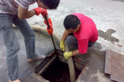 大连市清理化粪池