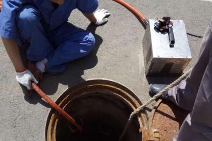 大连维修下水道
