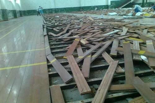 宁波木地板拆除回收