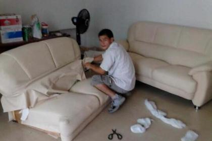 重庆江北区沙发翻新