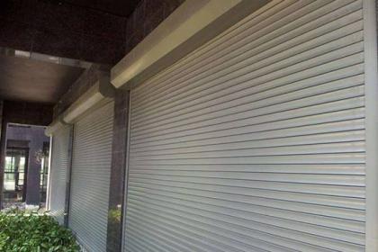 武威卷帘门安装