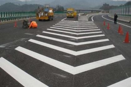 武汉交通标线