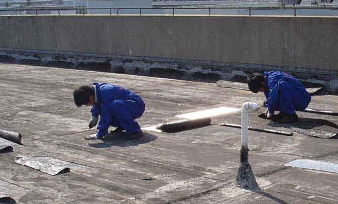 重庆屋面防水工程