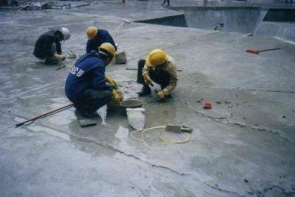 重庆厂房防水施工