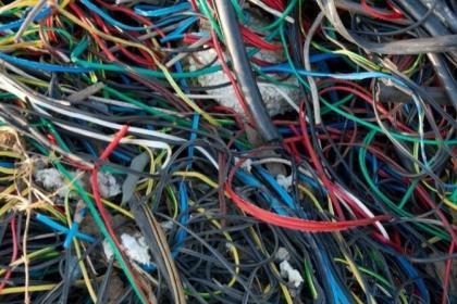 西安雁塔工厂电缆回收