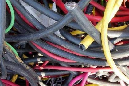 西安工厂废旧电线回收