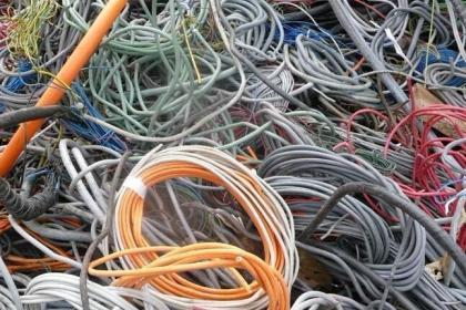 西安工地电线回收
