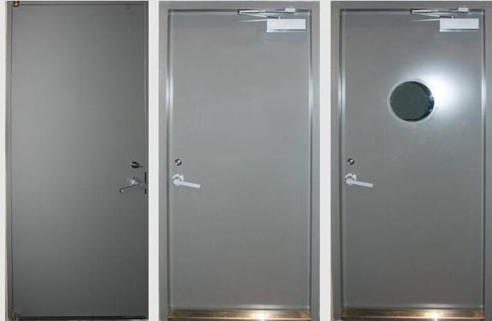 电动卷帘门安装