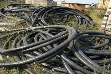 天津二手电线电缆回收