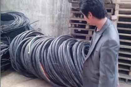 唐山废旧电缆线回收