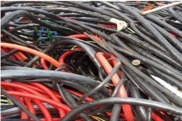 二手废旧电线电缆收购