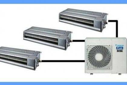 西安日立中央空调安装
