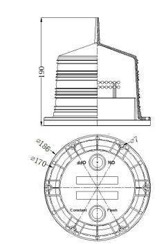XL-LS-E太阳能航标灯安装尺寸图.png