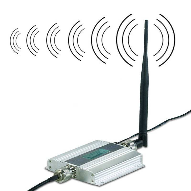 安装手机信号放大器