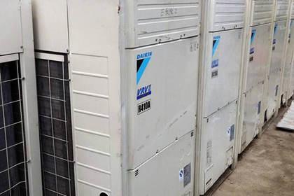 广州酒楼空调回收