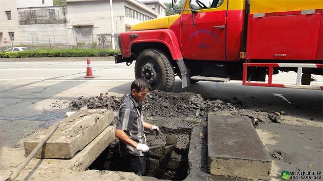天津高压车管道清洗