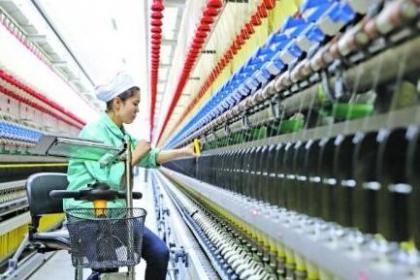 荆州沙市区:推进纺织服装产业高质量发展