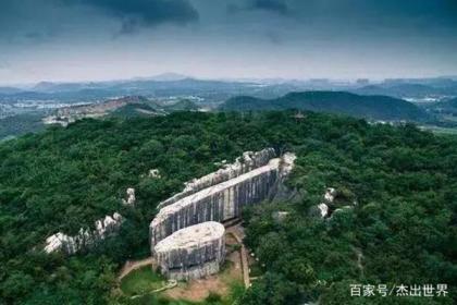 """中国""""史上最大""""烂尾工程,如今却成旅游胜地,你知道哪里吗?"""