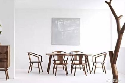 """极简和新中式家具设计背后藏着""""轻审美"""""""