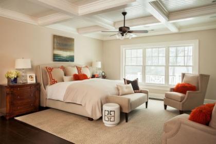 卧室天花板装修材料 装修要如何进行设计