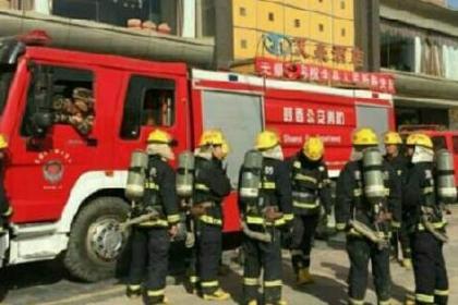 消防检测之火灾发生时的自救方法