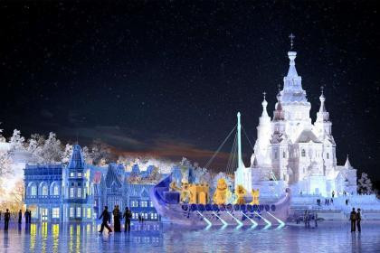 不断提升景区接待服务能力和游客满意度 把哈尔滨冰雪旅游这块金字招牌擦得更亮