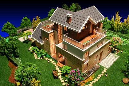 如何从细节实现建筑模型制作的商业氛围?