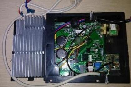 美的变频空调电控常见故障原因分析