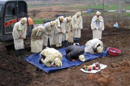 传统葬礼的全部流程及顺序